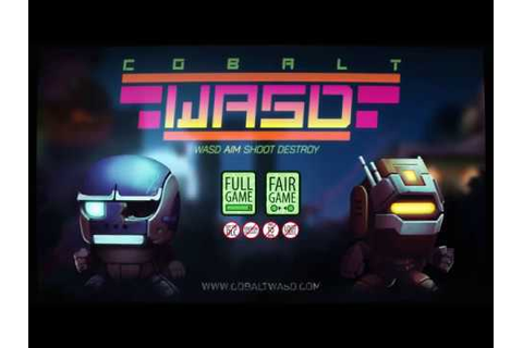 Cobalt WASD! A new game published by Mojang - out now ...