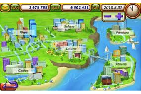 Nokia c3 Game Hotel Tycoon Resort ~ I love Nokia c3
