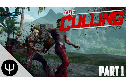 The Culling — Part 1 — Melee Battle Royale! - YouTube