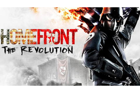 Homefront The Revolution All Cutscenes Movie Game Movie ...