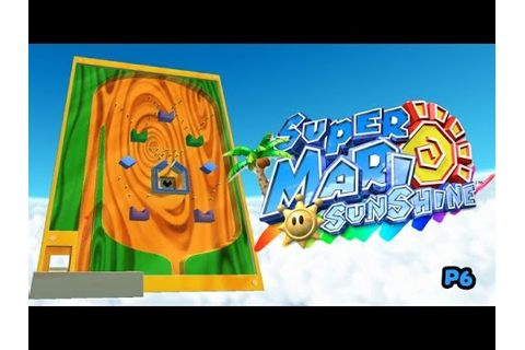 The Pachinko Machine - Super Mario Sunshine [P6] - YouTube