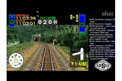 Densha de Go! (Go By Train) Full Playthrough - YouTube