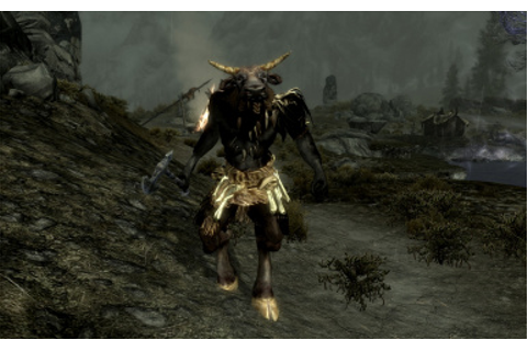 Minotaur Resource at Skyrim Nexus - mods and community