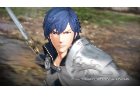 Lots of Fire Emblem Warriors details - 2 more original ...
