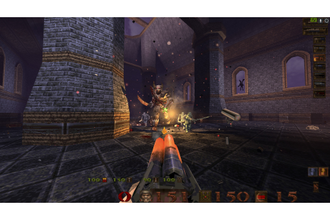 "A Quake 1 remake was ""thought about"" at id Software ..."