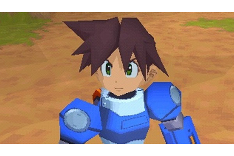 ESRB rates Mega Man Legends 2 for PSN - Gematsu