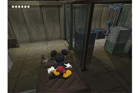 Samurai Nintendo : Disney's Hide and Sneak (GameCube)
