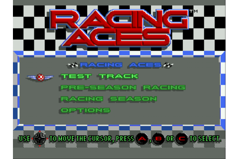 Play Racing Aces Online SCD Game Rom - Sega CD Emulation ...