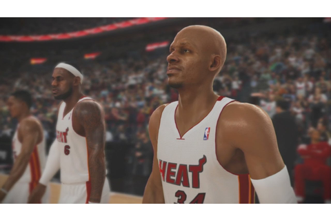 NBA LIVE 13 First Look Trailer - HD - YouTube