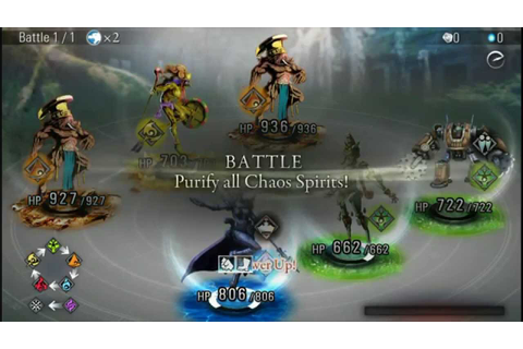 Gameplay Impressions: Destiny of Spirits (Vita) - YouTube