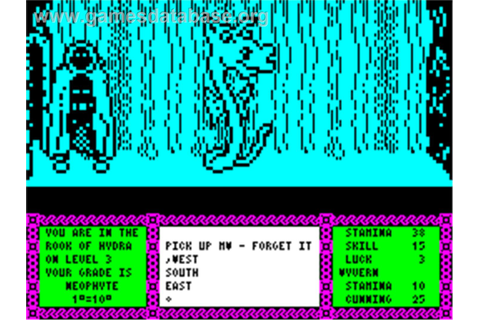 Heavy on the Magick - Sinclair ZX Spectrum - Games Database