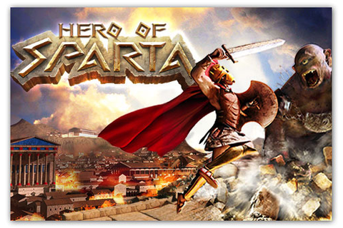 Hero Of Sparta HD ~ GALAXY Y NATION
