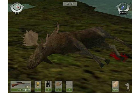 Gamed2Death: 10 Moose in Video Games