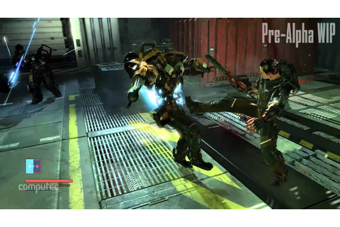 The Surge Preview / Vorschau zum Action-RPG - YouTube