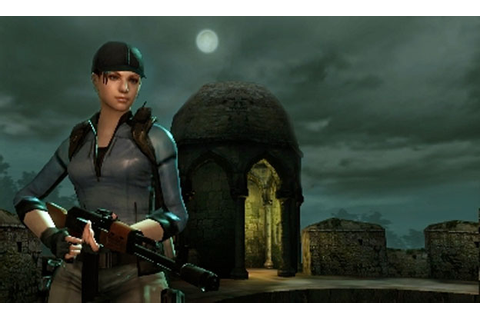Resident Evil: The Mercenaries 3D Preview for Nintendo 3DS ...