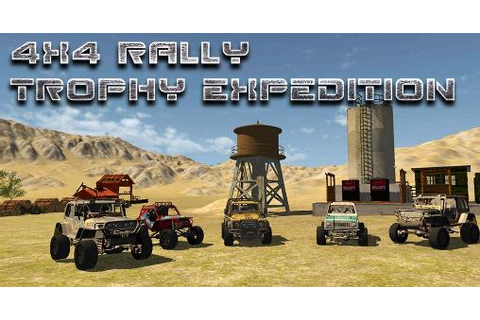 4x4 rally: Trophy expedition for Android - Download APK free