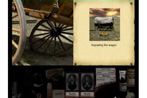The Oregon Trail 4th Edition (Blacksmith) - YouTube