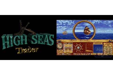 High Seas Trader : Hall Of Light – The database of Amiga games