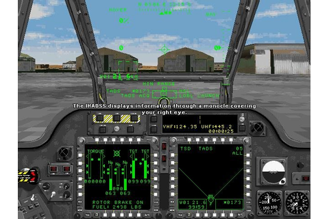 Jane's AH-64D Longbow (1996) - PC Review and Full Download ...