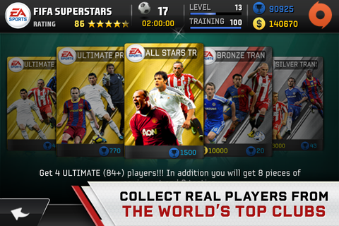 App Shopper: FIFA Superstars (Games)