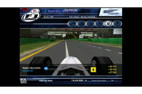 F1 Manager _ Ea Sports - YouTube