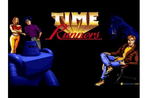 Time runners gameplay (PC Game, 1994) - YouTube