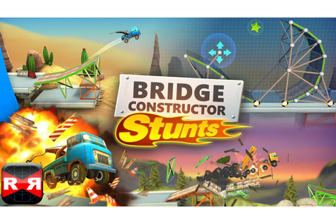 Review : Bridge Constructor Stunts | Indie Game Bundles