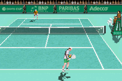 Davis Cup Tennis Game Download | GameFabrique