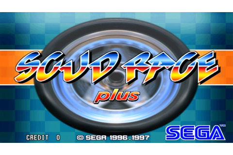 Scud Race Plus (Arcade) - YouTube