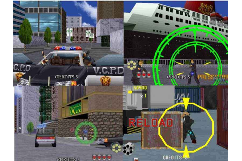 Virtua Cop 2 Game Download Free For PC Full Version ...