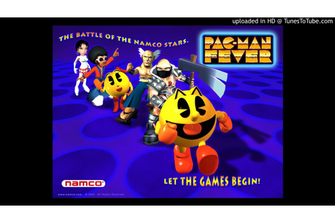 Pac-Man Fever Soundtrack - Character Select - YouTube