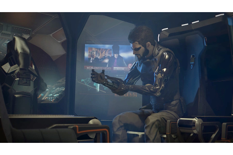 'Deus Ex: Mankind Divided' has a brilliant solution for ...