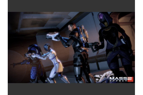 Mass Effect 2: Lair of the Shadow Broker Archives ...