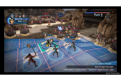 Review: Dynasty Warriors: Godseekers (Sony PlayStation 4 ...