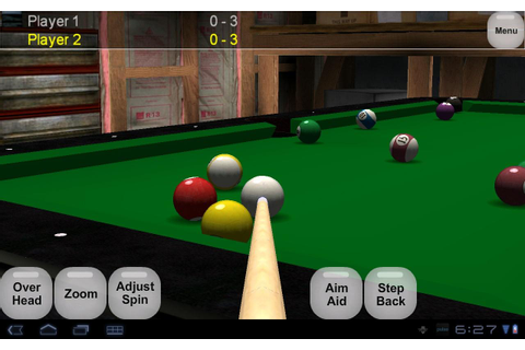 Virtual Pool Mobile - Android Apps on Google Play