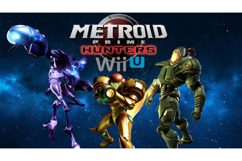 Metroid Prime Hunters is Back! (WiiU Virtual Console) *Bot ...