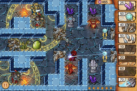 Review: Tiny Heroes for iPhone Lets You Slaughter Noble ...