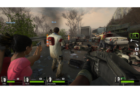 Left 4 Dead Free Download - Ocean Of Games