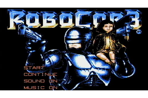 Robocop 3 - NES Gameplay - YouTube