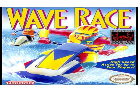 Wave Race (Game Boy) Review - Heavy Metal Gamer Show - YouTube