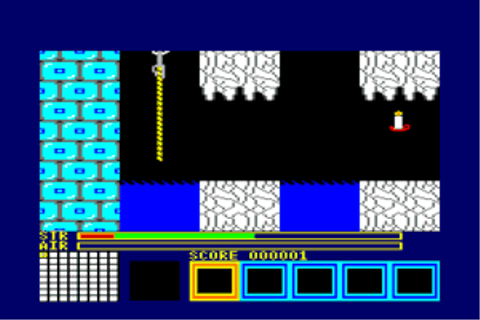 Download Hero of the Golden Talisman (Amstrad CPC) - My ...