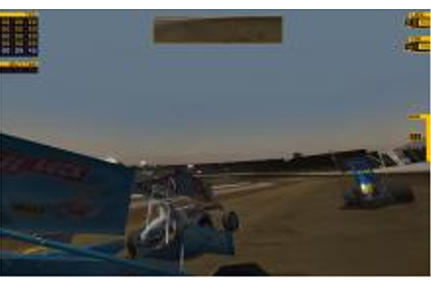 Dirt Track Racing: Sprint Cars Download (2000 Simulation Game)