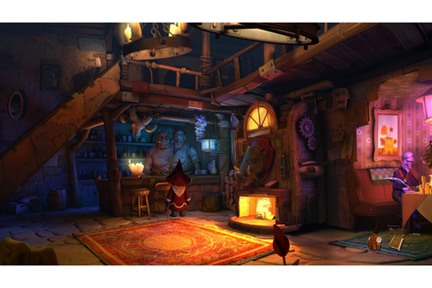 The Book of Unwritten Tales 2 [Playstation 4] • World of Games
