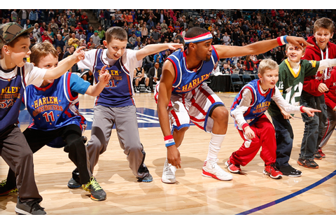 35% Off Tickets to the Harlem Globetrotters Game on April ...
