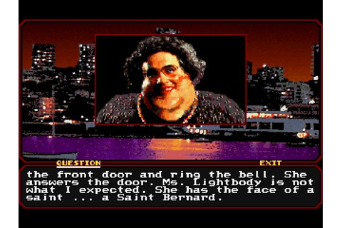 Mean Streets (1989) - PC Game