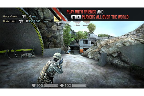 Standoff Multiplayer - Android Apps on Google Play