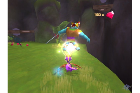Spyro: A Hero's Tail - Game - Nintendo World Report
