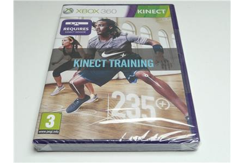 Nike Plus Kinect Training (Xbox 360) Game - Brand New ...