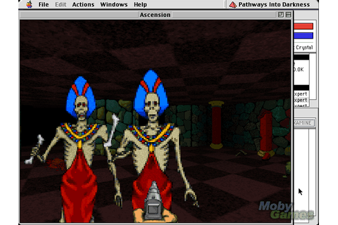 Download Pathways into Darkness (Mac) - My Abandonware