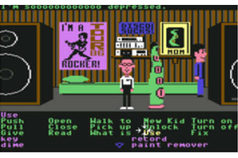 Maniac Mansion - Wikipedia